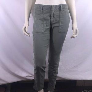 Joie cotton/linen painters pants, size 27/4